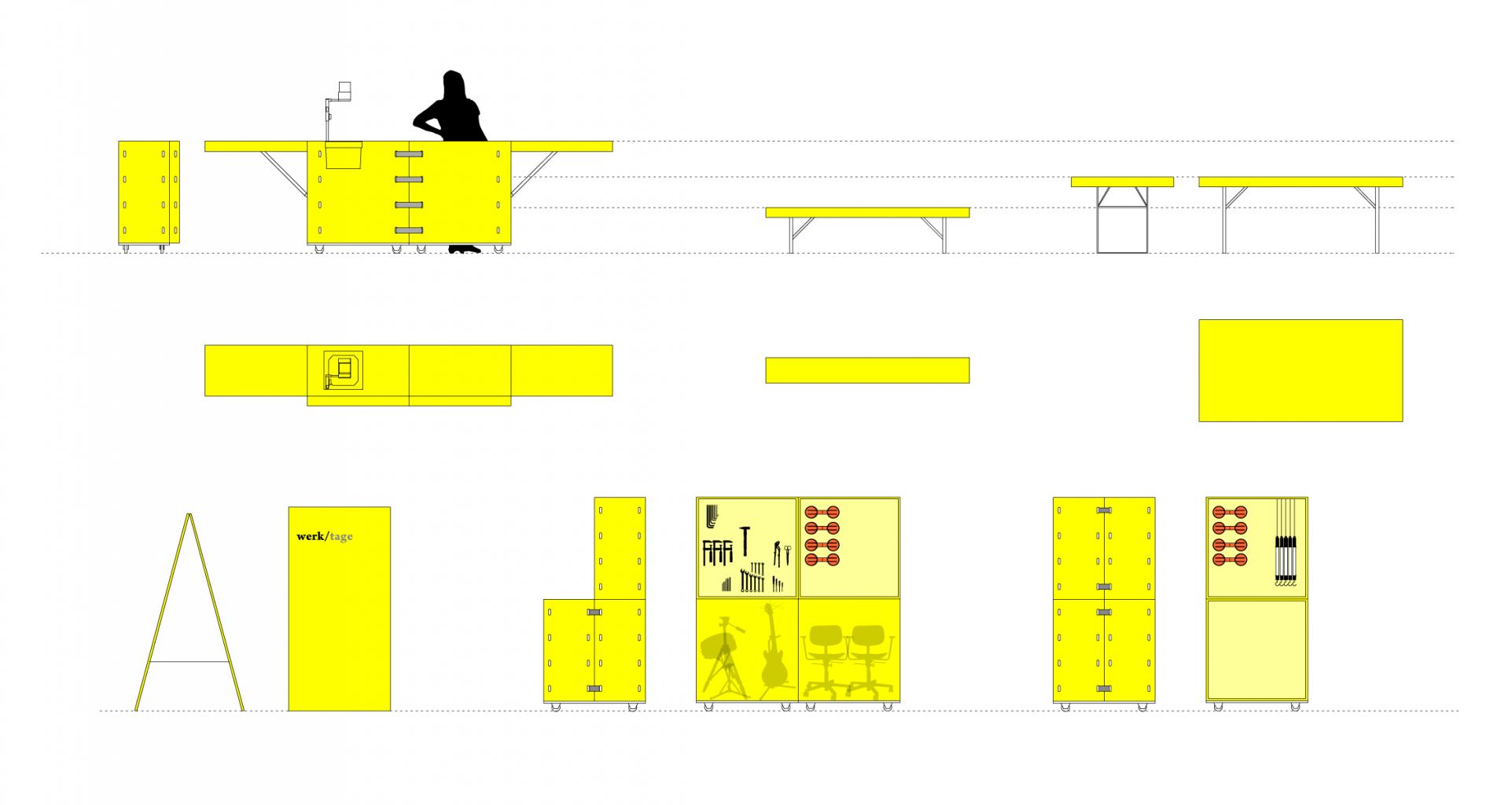 Werktage Münster | Modulorbeat | Architekten Münster